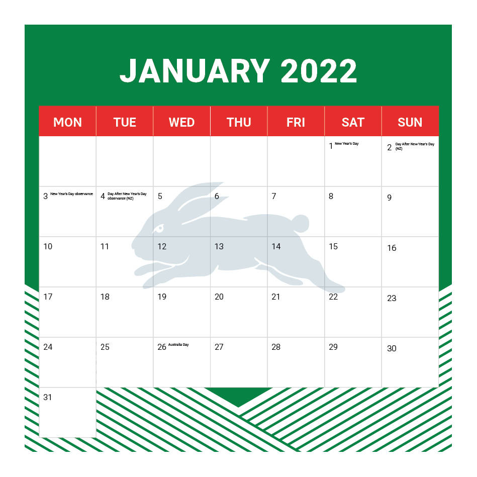 2022 Calendar2